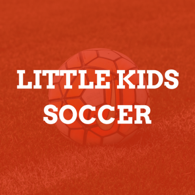 Little Kids Soccer Camp