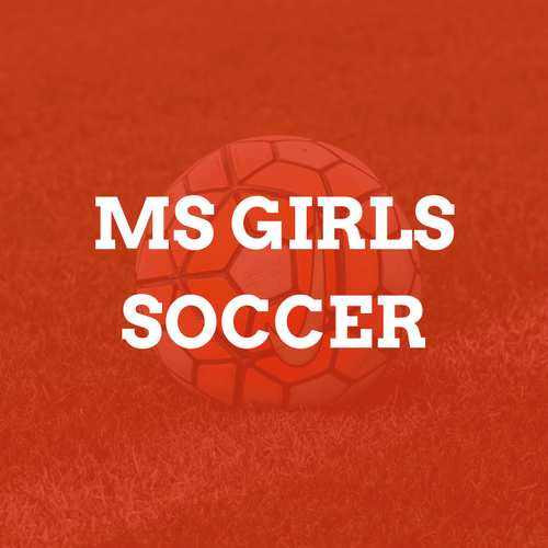 Middle School Girls Soccer Camp