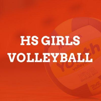 High School Girls Volleyball Camp
