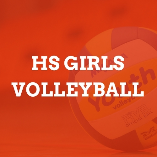 High School Girls Volleyball Camp