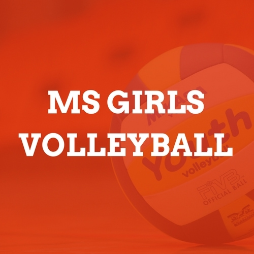 Middle School Girls Volleyball Camps