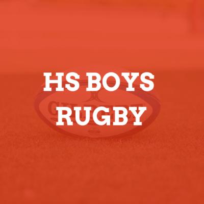 High School Boys Rugby Camp