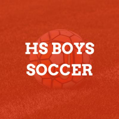 High School Boys Soccer Camp